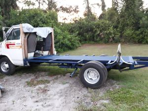Homemade flatbed, for Sale in GRANT VLKRIA, FL
