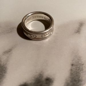 Authentic TIFFANY & Co Ring Size 6.5 for Sale in Fort Lauderdale, FL