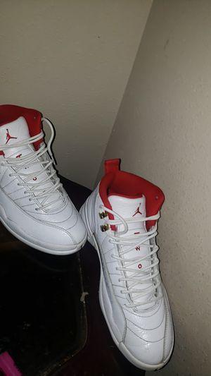 Jordan 12 fiba TRADES for Sale in Wichita, KS
