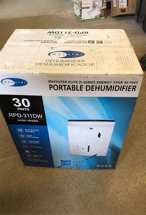 Portable dehumidifier for Sale in Phoenix, AZ