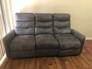 Malia recliner sofa $350.00 for each for Sale in Phoenix, AZ