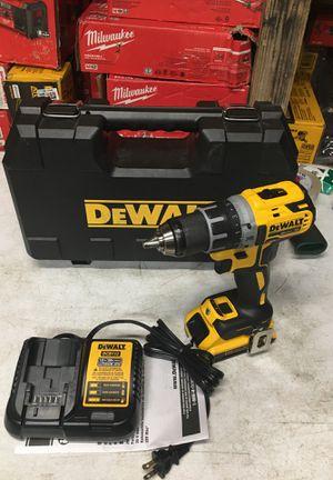 1/2 cordless drill driver dewalt xr for Sale in Fontana, CA
