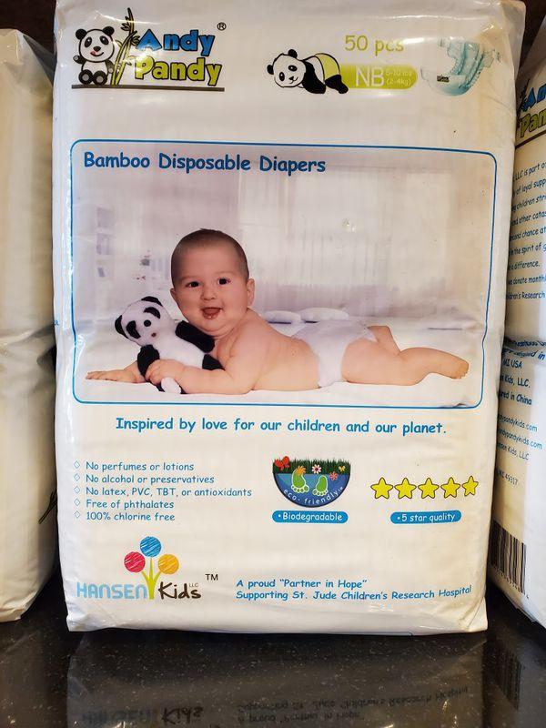 Biodegradable Diapers Newborn