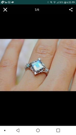 925 MooNsToNe Ring for Sale in Bountiful, UT