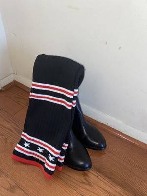 Star & Stripe Flat Thigh High Boot for Sale in Silver Spring, MD
