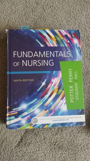 Fundamentals of nursing for Sale in San Bernardino, CA