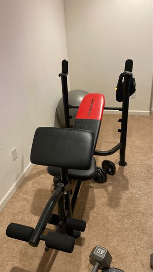 Gym bench for Sale in Milpitas, CA