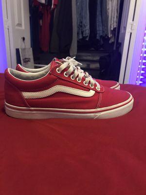 Red Vans for Sale in Austin, TX