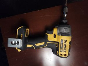 DeWalt 20v Max XR 1/4in impact brushless motor with lithium ion battery. 3speed. No charger. for Sale in Independence, MO