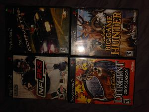 Ps2 games for Sale in South Charleston, OH