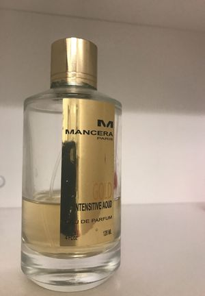 """Mancera perfume """"Gold intensive Oud"""" for Sale in Somerville, MA"""