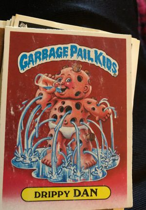 Garbage pail kids message me offer for Sale in Rockford, MI