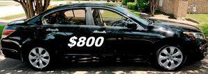 $8OO URGENT I sell my family car 2OO9 Honda Accord Sedan Runs and drives great. for Sale in Washington, DC