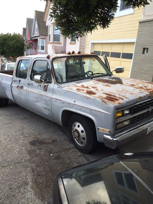 1989 Chevy 3500 for Sale in San Francisco, CA