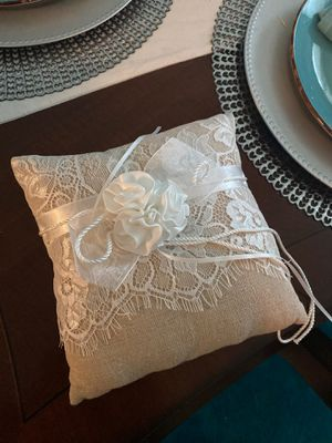 Ring Bearer Pillow for Sale in Holly Springs, NC