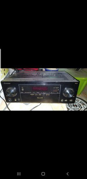 Pioneer elite 7.1 TrueHD channel surround reciever for Sale in Irving, TX