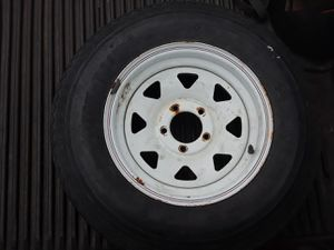 Trailer tire for Sale in Greenwood, IN