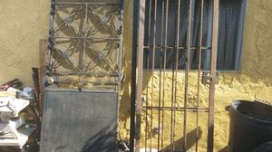 Security rod iron doors for Sale in San Fernando, CA