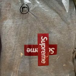 Supreme box logo hoodie large for Sale in Springfield,  VA