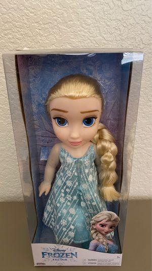 "Disney Frozen Elsa Doll 13"" New In Box for Sale in Tucson, AZ"