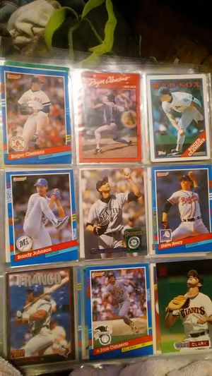 Baseball cards 1250 of them for Sale in Egypt, MS