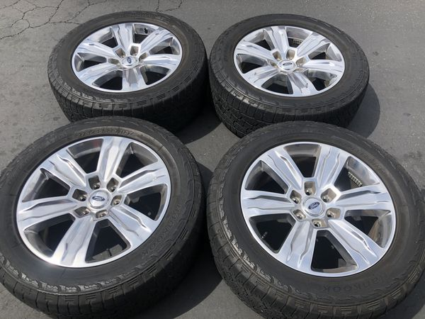 Hankook Dynapro Atm 275 55r20 >> 4 20 Ford Wheels 275 55r20 Hankook Dynapro Atm For Sale In