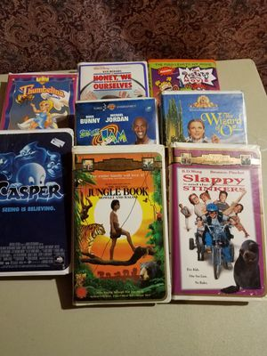 VHS for Sale in West Paducah, KY