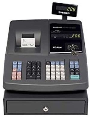 Sharp Electronics XEA206 Cash Register New in the box for Sale in Concord, NC