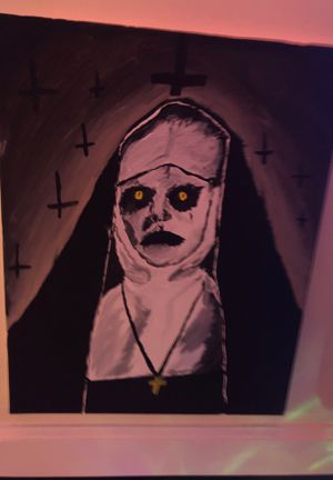 Nun Painting for Sale in Wallingford, CT
