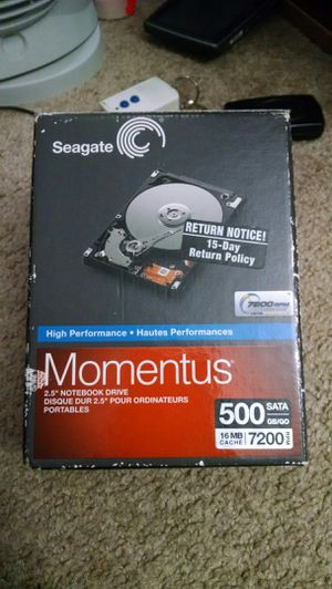 500 gb Seagate notebook drive for Sale in Salem, OR