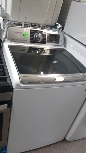 Samsung top load washer excellent condition for Sale in Maryland City, MD