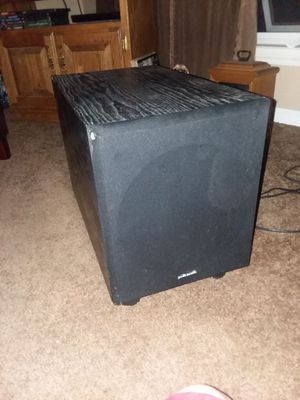 Polk Audio Powered Subwoofer PSW50 for Sale in Holts Summit, MO