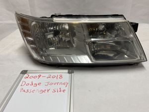 2009-2018 Dodge Journey headlights for Sale in Frankfort, IL