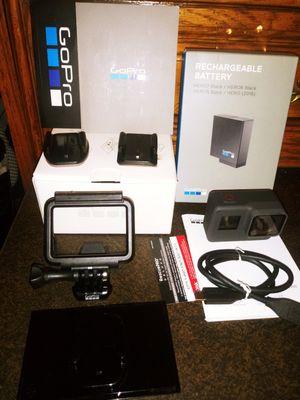 GoPro Hero 6 Black slightly used LIKE NEW **LOOK** for Sale in Abilene, TX