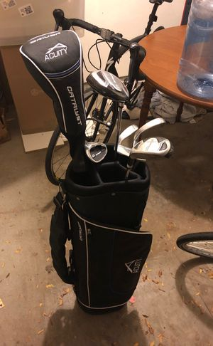 Golf Clubs and Bag for Sale in Cambridge, MA