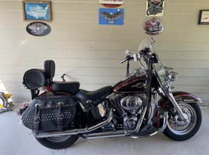 2015 Harley Davidson Softail Heritage Classic Motorcycle for Sale in Zachary, LA