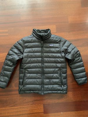Patagonia Boy's down jacket , size M (10) for Sale in Santa Monica, CA
