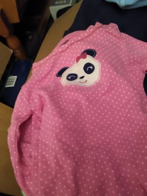 Large box of little girl & baby clothes for Sale in Norwood, PA