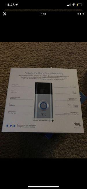 Ring doorbell 2 for Sale in Fullerton, CA