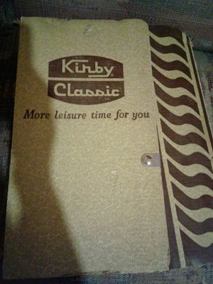 Kirby Classic vacuum cleaner attachments for Sale in Wichita, KS