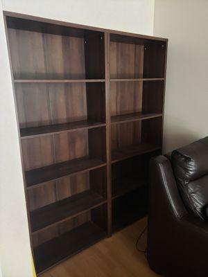 2 bookshelves. Like new for Sale in Kirkland, WA
