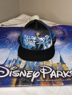 Disney Park Exclusive Nightmare Before Christmas Zero Baseball Cap NWT for Sale in Fort Lauderdale,  FL