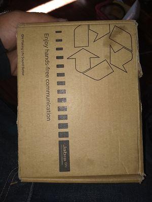 Jabra pro 920 Mono wireless headset for desk phone for Sale in Salt Lake City, UT