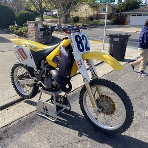 Suzuki Rm125 for Sale in Brentwood, CA