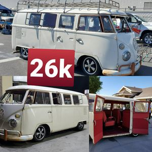 1966 VW Bus for Sale in Rancho Cucamonga, CA