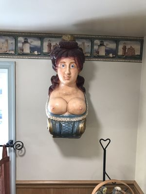 Lady Ship Figurehead bust for Sale in Springfield, VA