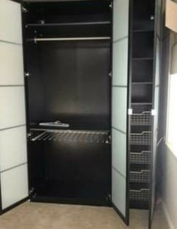 IKEA PAX WARDROBE-CLOSET for Sale in Placentia,  CA