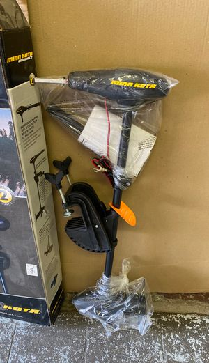 Minn Kota Endurance C2 Trolling Motor for Sale in Vallejo, CA