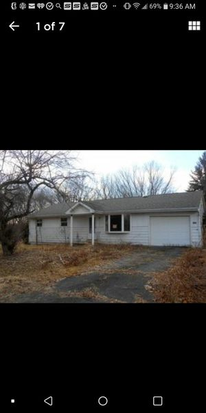 3 bdr 1 bth Ranch home in Vestal. Needs rehab. Great investment. for Sale in Binghamton, NY