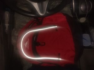 High Sierra backpack red for Sale in Mesa, AZ
